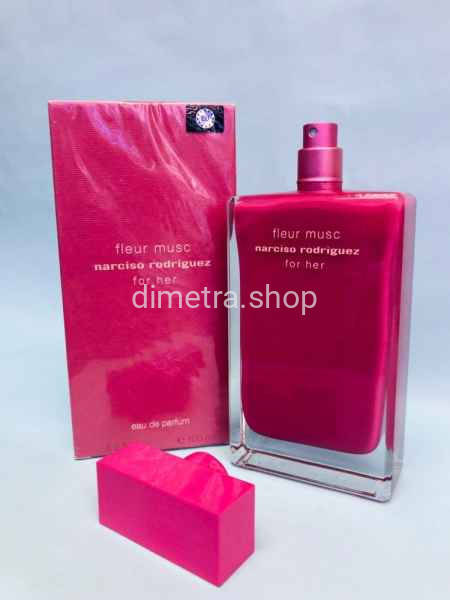Narciso Rodriguez Fleur Musk For Her edp (Нарцосо Родригес Флер Муск женский европарфюм)