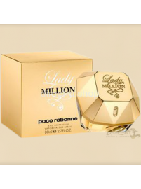 Европарфюм Paco Rabanne  Lady Million (Пако Рабан Леди Мильон) 80ml Женские