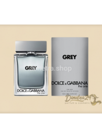 Европарфюм Dolce & Gabbana The One Grey Intense (Дольче Габбана Зе Ван Грэй Интенс) 100ml Мужские