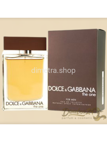 Европарфюм Dolce & Gabbana The One  (Дольче Габбана Зе Ван ) 100ml Мужские