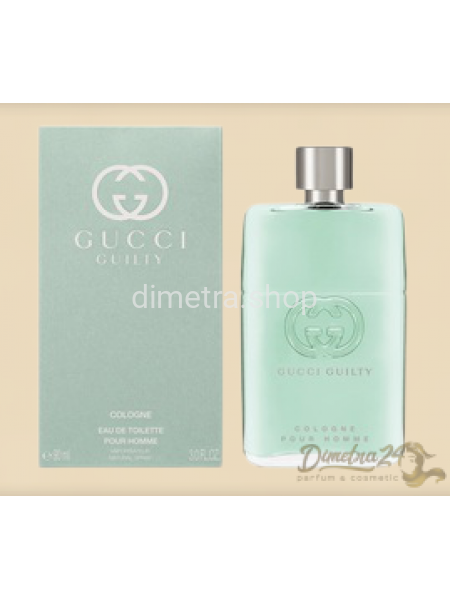 Европарфюм  Gucci Guilty Cologne(Гучи Гуилти Кологне) 100ml Мужские