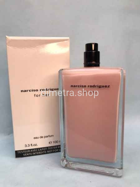 Narciso Rodriguez For Her pink (Нарцисо Родригес розовый женский тестер)