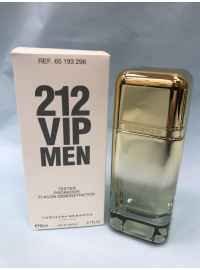 Carolina Herrera 212 VIPMen Club (Каролина Эрейра 212 Вип Вип Мэн Клуб мужской тестер )