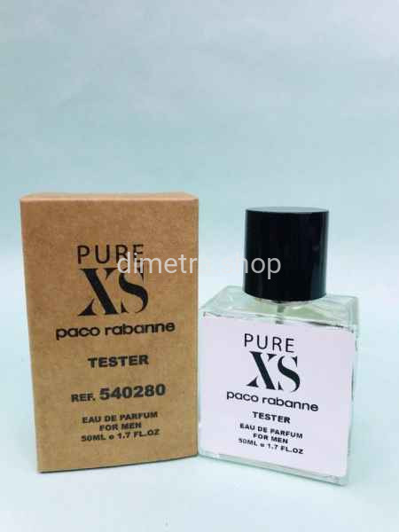 Paco Rabanne Pure XS for Men (Пако Рабанне Пур икс эс)