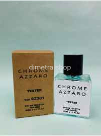 Azzaro Chrome Azzaro for Men (Хром Аззаро мужской)