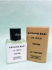 Armand Basi in Red edt (Арманд баси ин рэд белый)
