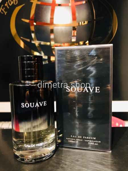 Арабские духи SOUAVE 100 ml. men La Parretta