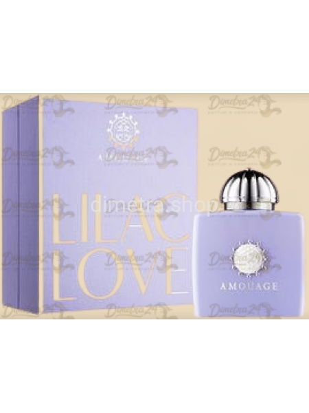 Парфюмерия Amouage Lilac Love Women (Амуаж Лилак Лав Вумен) 100 ml. Tester