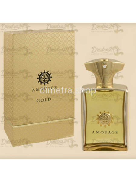 Парфюмерия Amouage Gold Men (Амуаж голд Мэн) 100 ml. Tester
