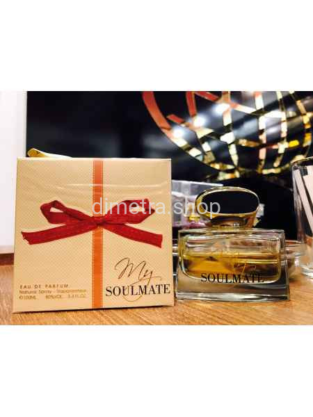 Fragrance My Soulmate pour Femme 100ml. Аромат Burberry My Burberry pour Femme