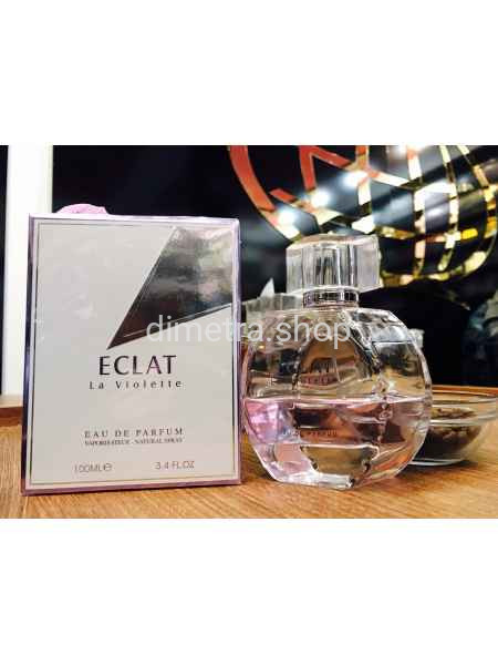 Fragrance World Eclat La Violette 100ml. Аромат Lanvin Eclat for Women
