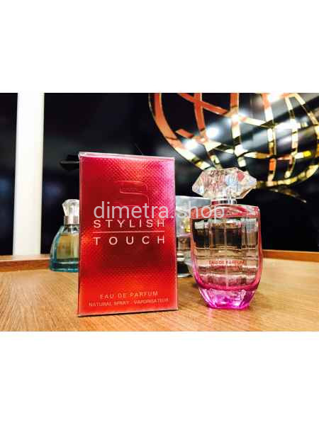 Fragrance World Stylish Touch 100ml. Аромат Sergio Tacchini Stile Donna