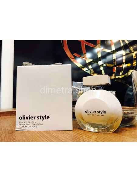 Fragrance World Oliver Style 100ml. Аромат Frank Olivier pour femme
