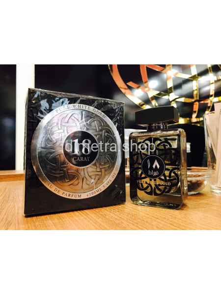 Fragrance World 18 Carat Pure White Gold 100ml. Аромат Fragrance World