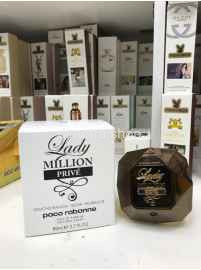 Paco Rabanne Lady million Prive 80 ml. pour Femme (Пако Рабанна Леди Миллион Прив женский тестер)