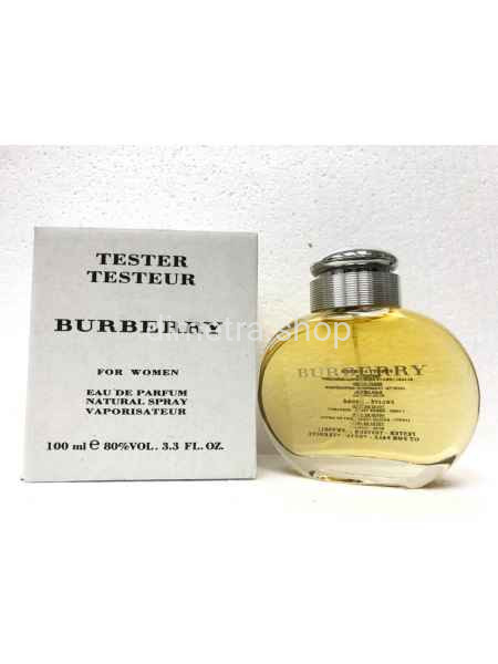 Burberry For Women 100 ml (Барбарри Вумен женский тестер)