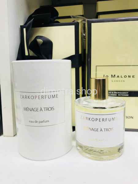 Парфюмерия Zarkoperfume Menage A Troise 100 ml.