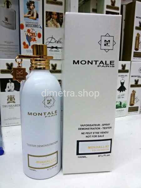 Тестер Montale Mukhalate 100 ml. Унисекс.