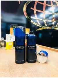 Арабский дезодорант Excite by Dima Bilan Men 200 ml. Fragrance World.