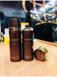 Арабский дезодорант Suspenso For Men 200 ml. Аромат D&G Intenso pour Homme Fragrance World.