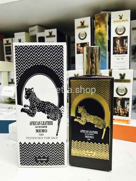 Парфюмерия Memo African Leather 100 ml. Tester/ pour Femme.