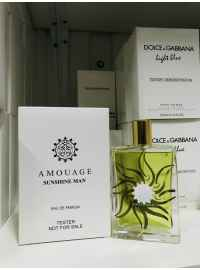 Парфюмерия Amouage SunShine Men.100 ml. Тестер .