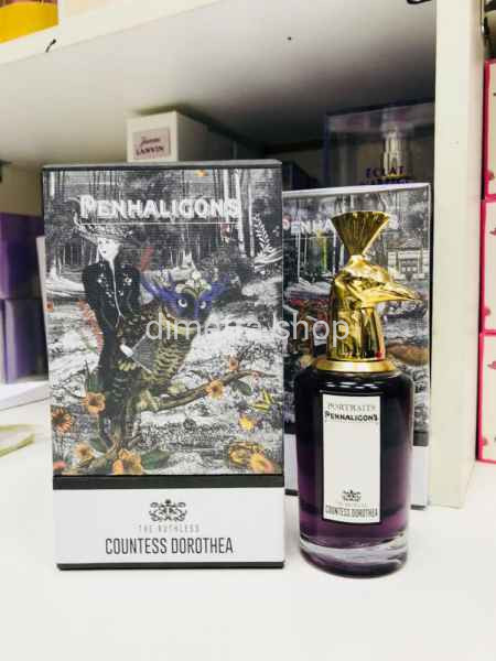 Тестер The Ruthless Countess Dorothea Portraits Penhaligon's 75ml