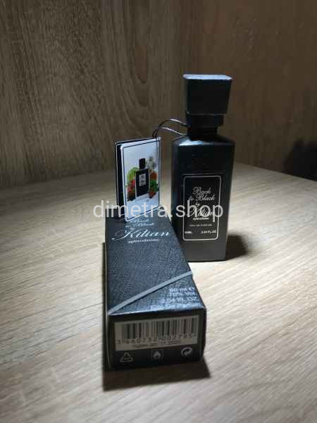 Духи Kilian Back to Black 60 ml. С феромонами.