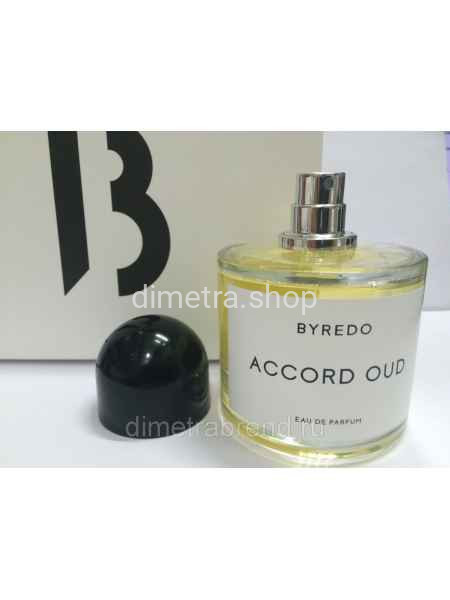 Byredo Accord Oud 100 ml. Аккорд Уд.